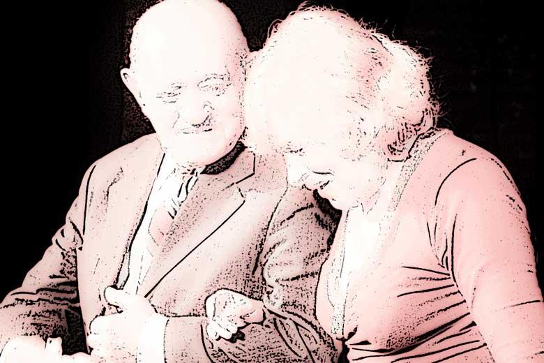 Los ancianos, primer capítulo de Qué día el de aquella noche