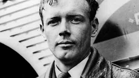 Charles-August-Lindbergh, héroe a conciencia
