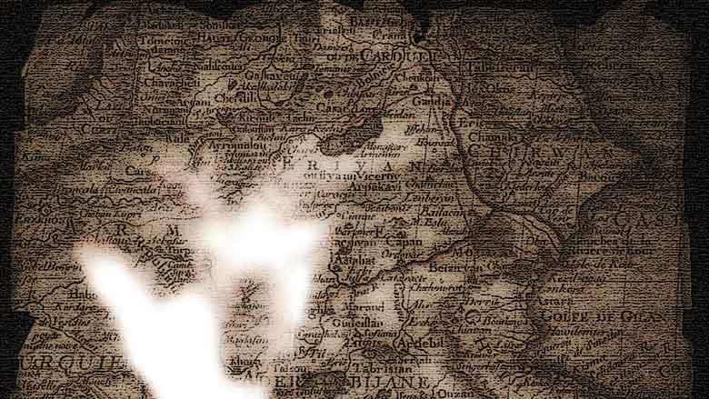 El mapa existe, 17 entrega de El coleccionista, traficantes de arte
