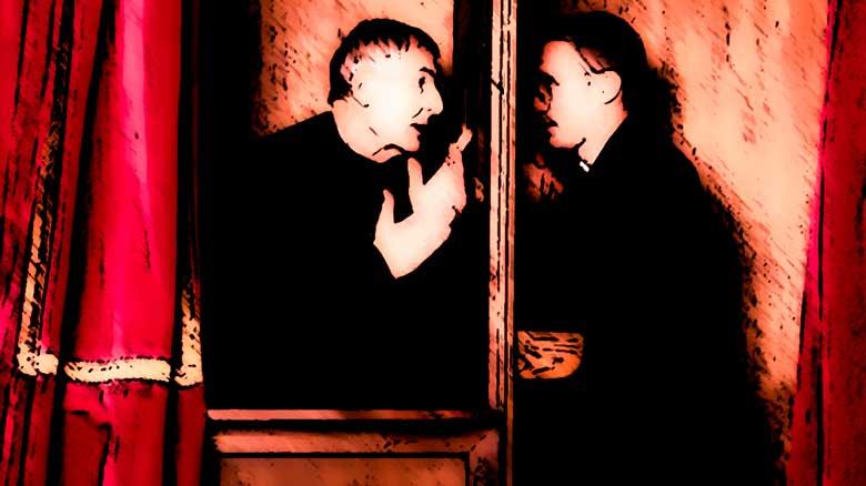 El rasguño de un vampiro, entrega 22 de El esclavo de los nueve espejos