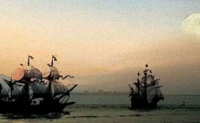 Sueños de corsarios, esclavos y fragatas, A tres pasos de Luna 17