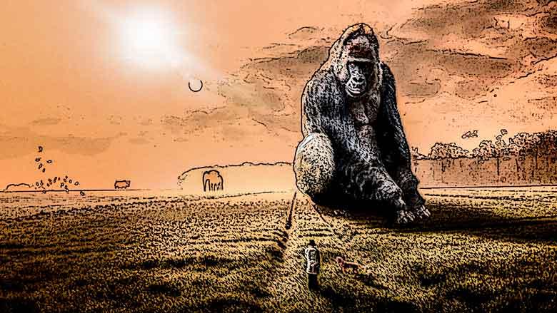 El sueño recurrente del mono, 15 entrega de la novela Qué día el de aquella noche