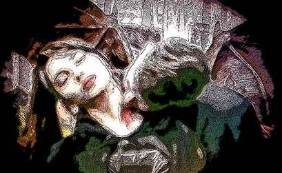 Un triste vampiro portugués, entrega 23 de El esclavo de los nueve espejos