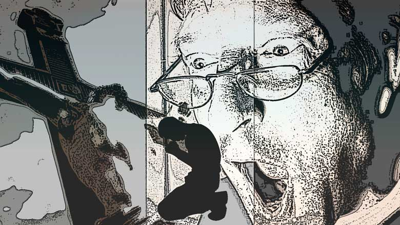 Vade retro, engendro de demonio, entrega 24 de la novela El esclavo de los nueve espejos