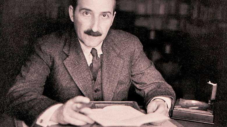 Foto destacada de Stefan Zweig