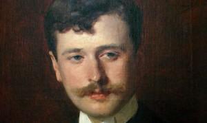 Portrait de Georges Feydeau, auteur dramatique, par Carolus-Duran (1837-1917). Musée des Beaux-Arts de Lille