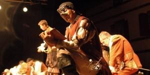 Cyrano de Bergerac au Théâtre Le Ranelagh, Paris 16e © Théâtre le Ranelagh