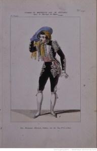 Monologue de Figaro, dans Le Mariage de Figaro de Beaumarchais (Acte V, scène 3)
