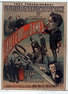 Le vaudeville et Feydeau