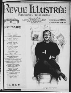 Biographie de Georges Courteline