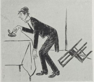 Recueil de plusieurs pièces, illustré d'après les croquis de Barrère, paru en chez Fayard en 1913. Source : BnF/ Gallica