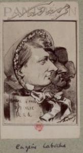 Le petit voyage d'Eugène Labiche