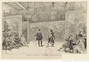 Monologue de Don Rodrigue dans le Cid de Corneille (Acte I, scène 6)