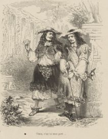 Tirade d'Eraste dans Les Fâcheux de Molière (Acte I, Scène 1)