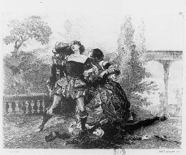 Les Caprices de Marianne d'Alfred de Musset