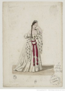 Tirade de Dona Lucrezia dans Lucrèce Borgia (Acte II, Première Partie, Scène 2)