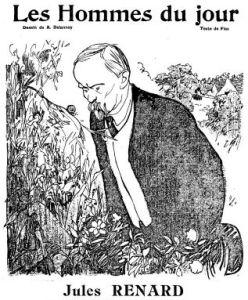 Biographie de Jules Renard