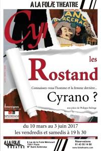 Les Rostand par la Compagnie Intersignes