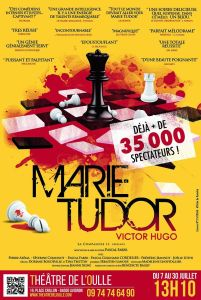 Marie Tudor par la Compagnie 13