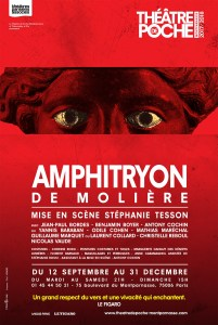 Amphitryon mis en scène par Stéphanie Tesson