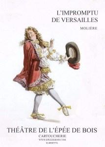L'Impromptu de Versailles, mis en scène et adapté par Antonio Díaz-Florián