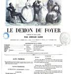 Le Démon du Foyer de George Sand