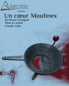 Un cœur Moulinex par la Compagnie Aberratio Mentalis
