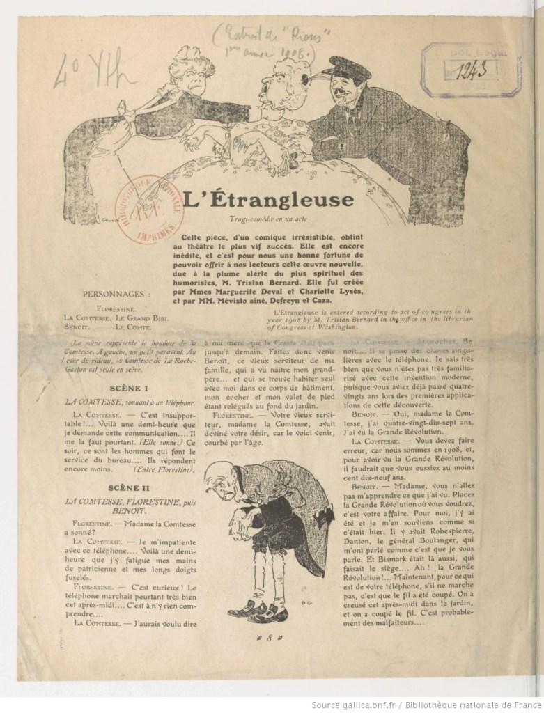 oeuvre archives - libre théâtre