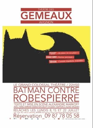 Batman contre Robespierre