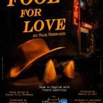 Fool for love de Sam Shepard par la Compagnie du Vingt-Trois