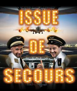 Issue de secours de Hadrien Berthaut, Benjamin Isel