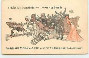 Triplepatte de Tristan Bernard et André Godfernaux