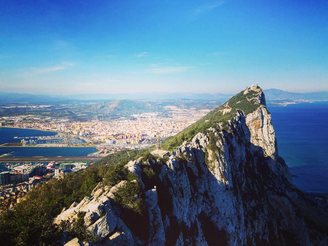 Gibraltar. Le congrès d'Utrecht à la sortie de la Guerre de succession d'Espagne changea la face de l'Europe.