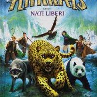 """""""Spirit Animals - Nati Liberi"""" di Brandon Mull, Il Castoro"""
