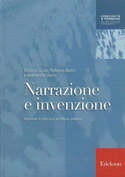 narrazione e invenzione manuale di lettura e scrittura creativa