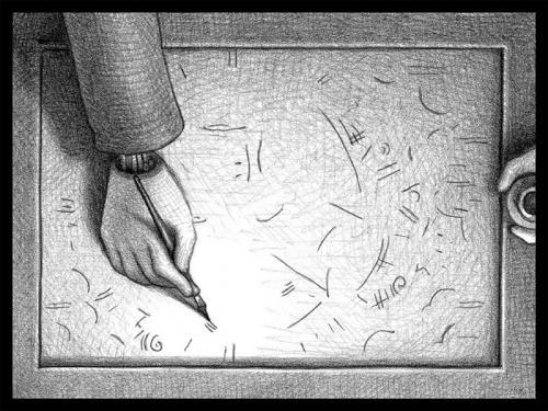 disegno dell'automa