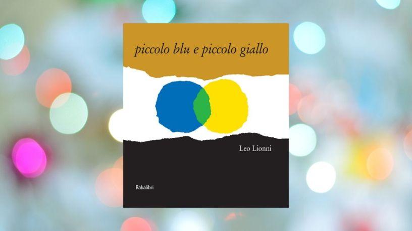 piccolo blu e piccolo giallo @Libringioco