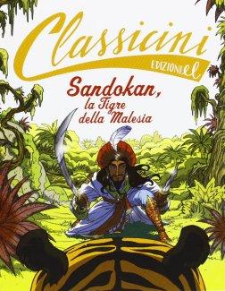 Sandokan la tigre della malesia_cover