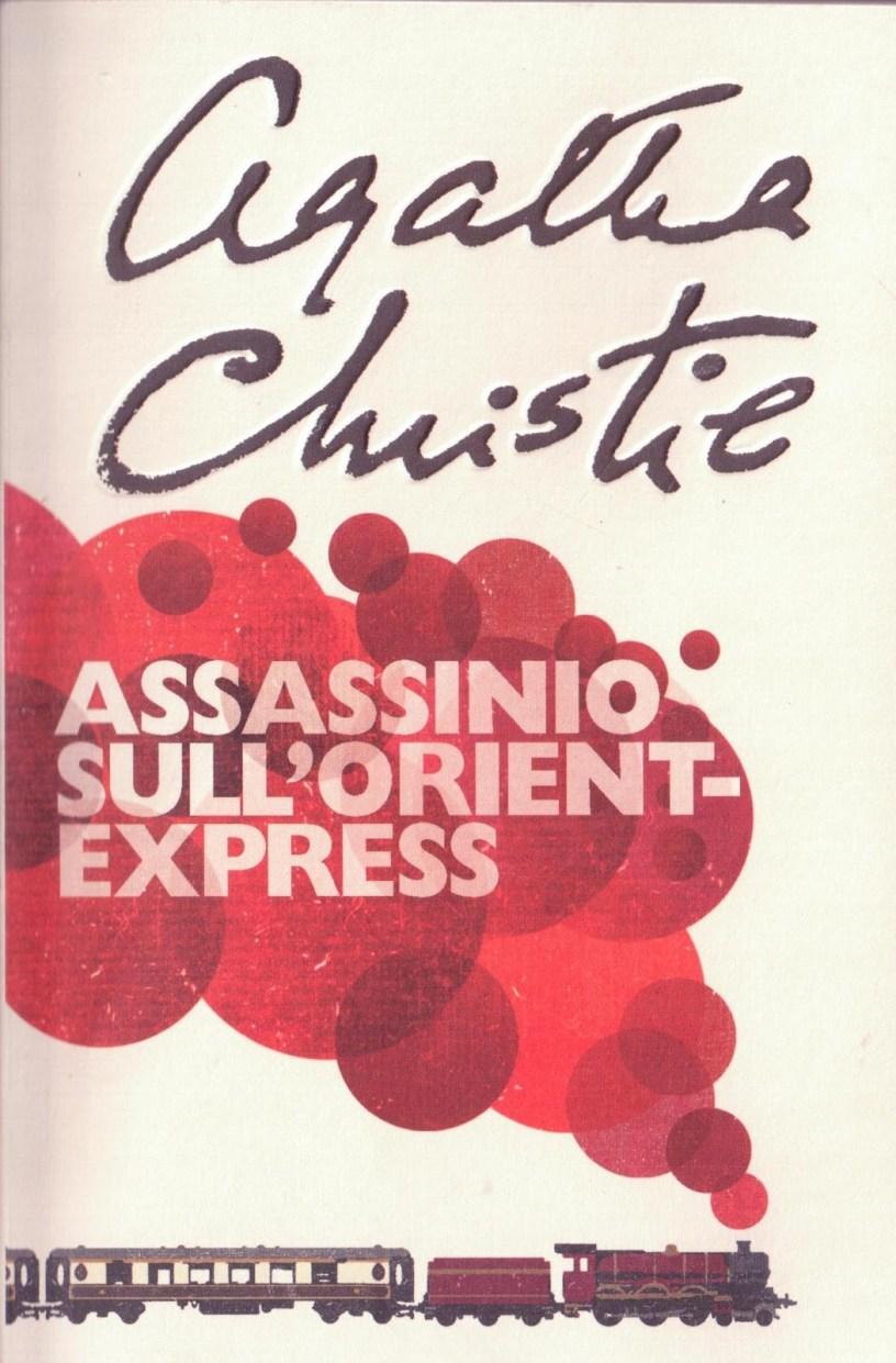 assassinio sull'orient express copertina