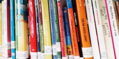 Biblioteca scolastica M. Hack Carpi