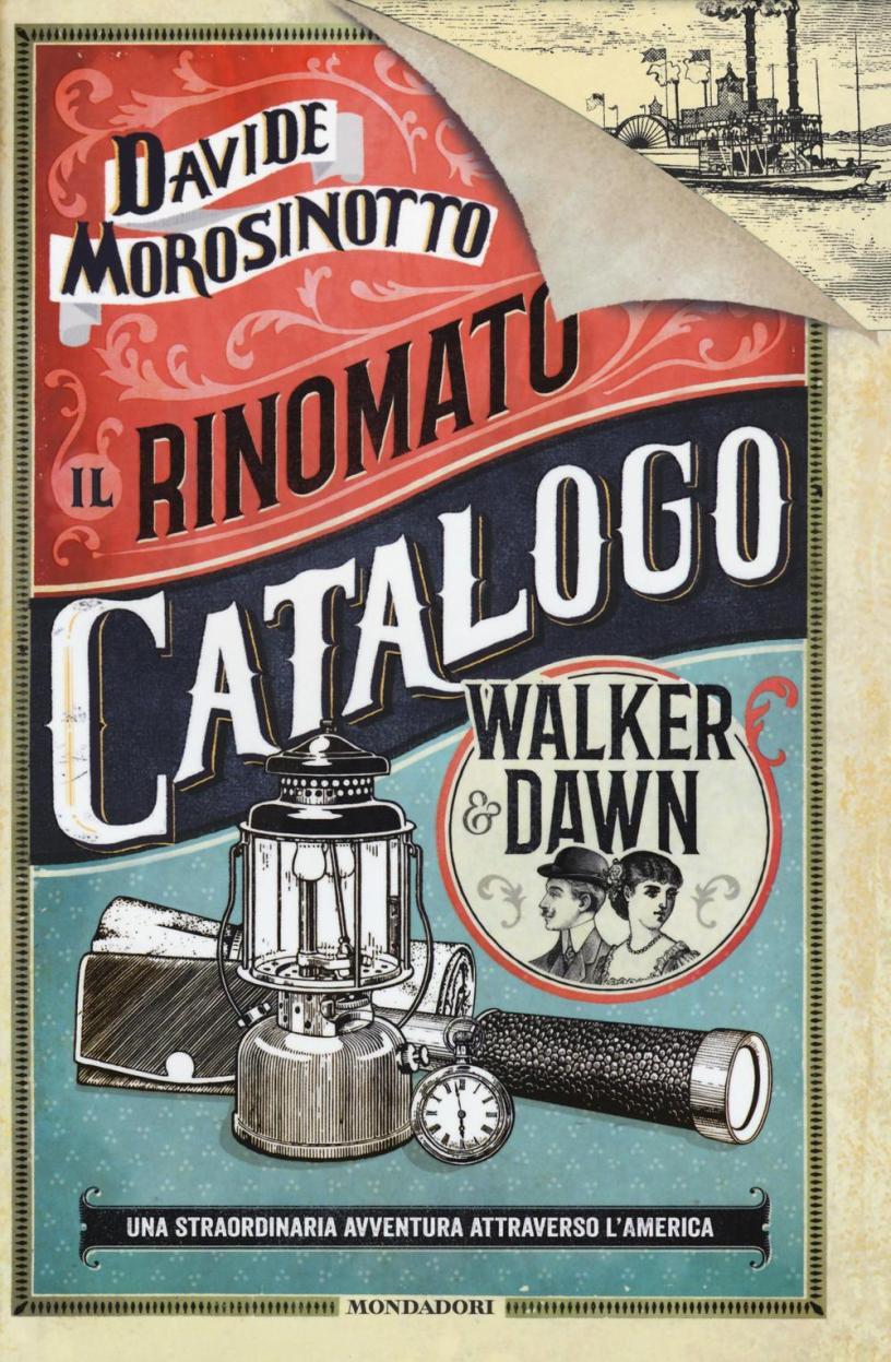 il rinomato catalogo walker & dawn cover