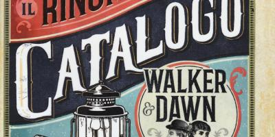 il rinomato catalogo walker & dawn cover