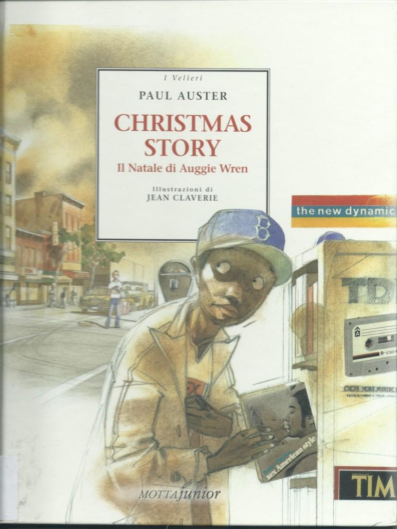 christmas story cover