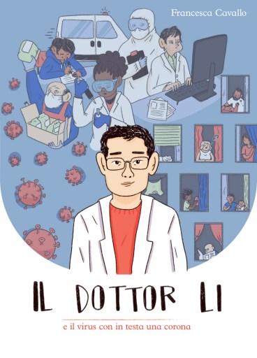Il-dottor-Li-e-il-virus-con-una-corona-in-testa