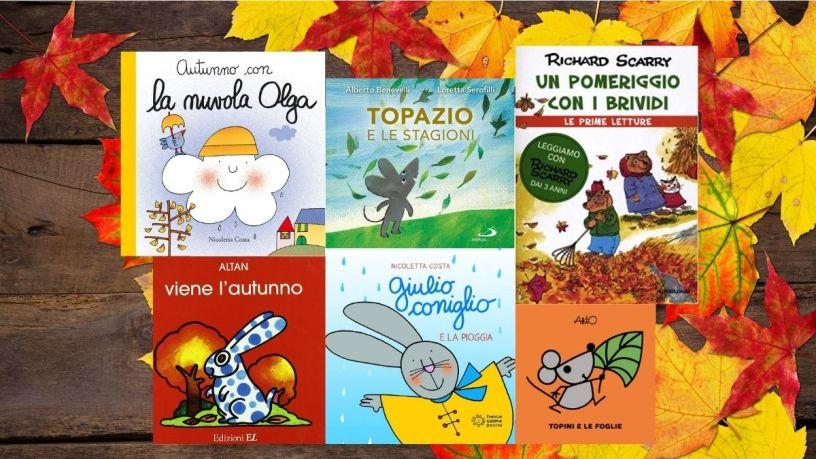 10 libri sull'autunno per bambini