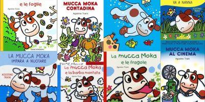 La mucca Moka di Agostino Traini