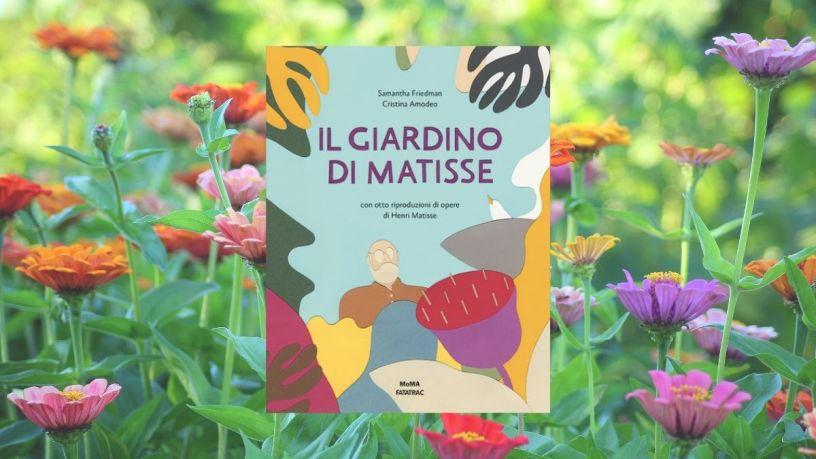 Il giardino di Matisse anteprima