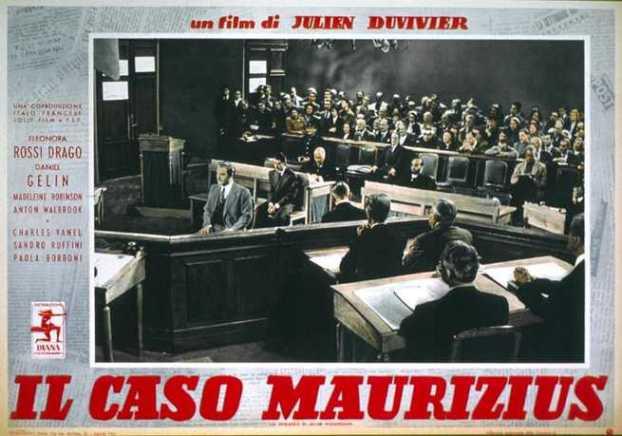 caso maurizius