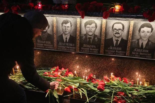 morti di chernobyl