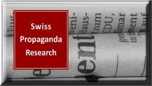Swiss Propaganda Research | Ein Forschungs- und Informationsprojekt zu geopolitischer Propaganda in Medien
